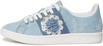 Desigual Shoes (Cosmic_Exotic Denim), Zapatillas Mujer