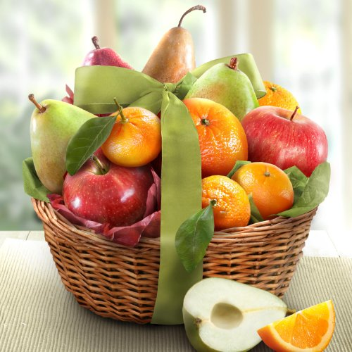 Orchard Fruit Basket - Orchard Favorites Gift Basket