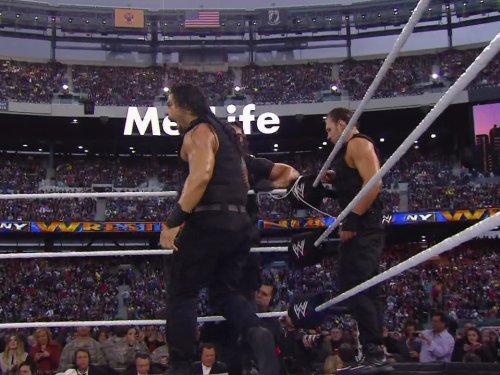 Big Match - Six-Man Tag Team Match Randy Orton, Sheamus & Big Show Vs. The Shield