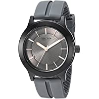 Kenneth Cole REACTION Men's 'Sport' Quartz Metal and Silicone Watch, Color:Grey (Model: RK50522002)