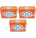 BEVI Kojic Acid Soap For Skin Brighiting And Hyper Pigmentation (Pack of 3)