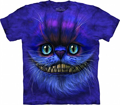 The Mountain Bf Cheshire Cat Ch Child T-Shirt, Purple, -