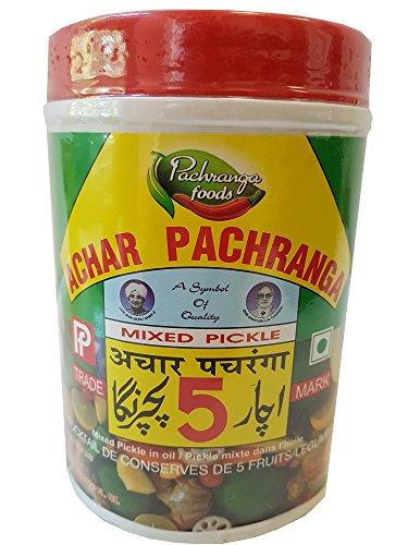 ACHAR PACHRANGA by Pachranga