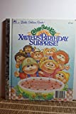 img - for Cabbage Patch Kids: Xavier's Birthday Surprise (Little Golden Books) book / textbook / text book