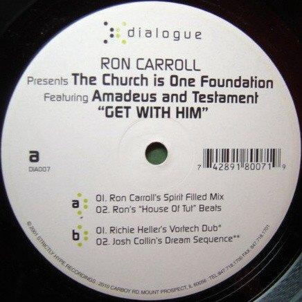 Get With Him: Ron Carroll: Amazon.es: Música
