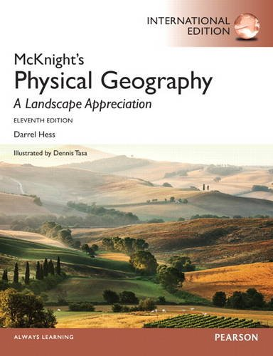 Physical Geography, plus MasteringGeography with Pearson eText