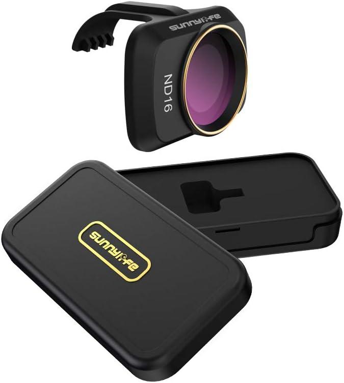 Baoer RC Drone Lens Filter Set ND CPL NDPL MCUV Kits for Mavic Mini Airplane Mini Camera Accessories Multi-Layer Coating Optical Glass ND8