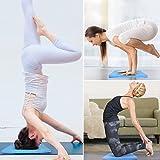 VGEBY Yoga Knee Pad, Workout Knee Cushion for