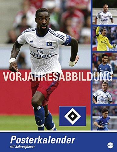 HSV Posterkalender - Kalender 2017