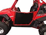 Bear Claw V2 Red/Black Doors for Polaris RZR