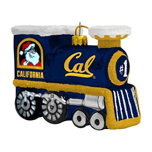 (NCAA California Berkeley Golden Bears Train Ornament)