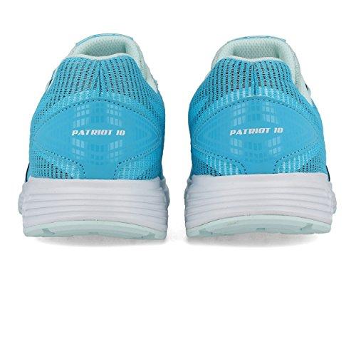 Para Niños Unisex De 10 Asics Zapatillas Gs Entrenamiento Patriot Azul Wwf8Yf5pq0