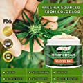 Dr JOELS Premium Hemp Cream for Pain Relief - Maximum Strength, 10000 MG - Fast Relief from Pain, Ache, Arthritis & Inflammation