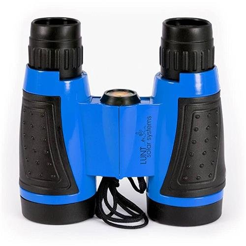 Sunoculars Mini (Blue) with 6X The Magnification of Eclipse Glasses