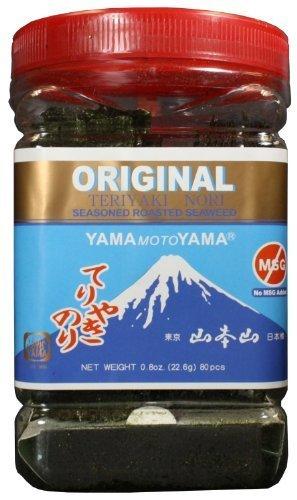 YamaMotoYama Teriyaki Nori Seasoned Roasted Seaweed