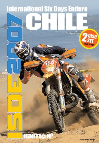 ISDE 2007 Chile (Outdoor Powersports)