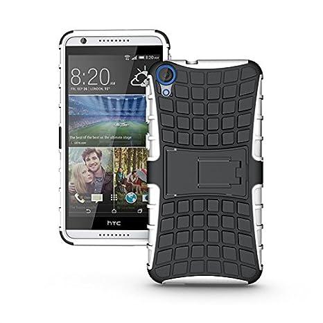 HTC Desire 820 Funda, adorehouse [Doble Capa] Carcasa Heavy ...