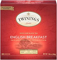 Twinings of London English Breakfast Bla...