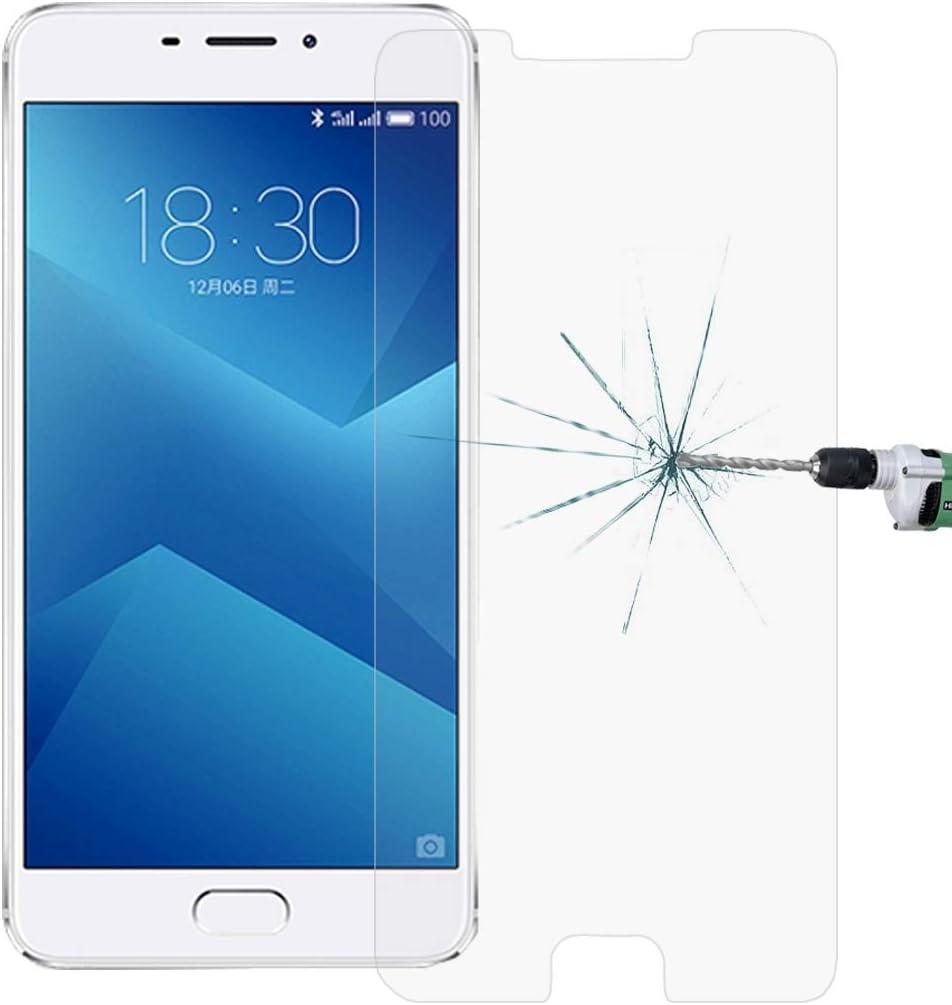 Dongdexiu Protectores de Pantalla para móviles 50 PCS Meizu M5 ...