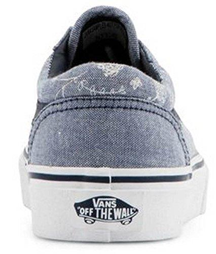 Vans , Chaussures de ville à lacets pour fille Pattern