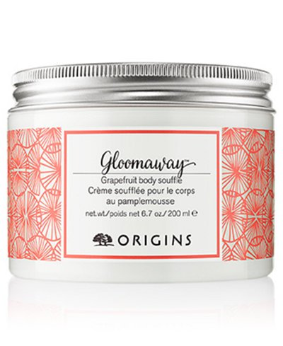 Origins Gloomaway Grapefruit Body Souffle, 7 oz