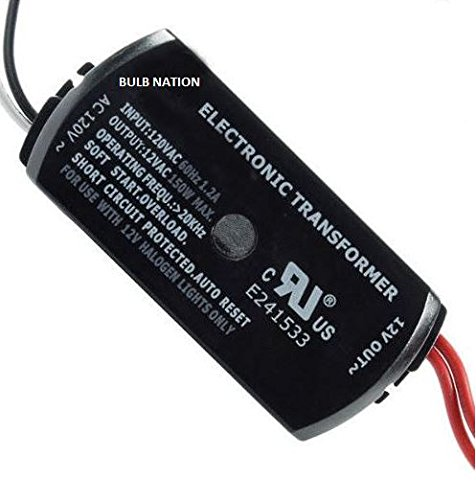 Bulbnation - Halogen/Xelogen Electronic Dimmable Transformer (120 Volt Input) - (Halogen Electronic Transformer)