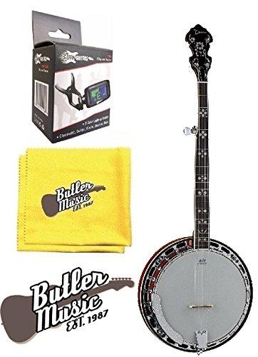 dean 5 string banjo - 5