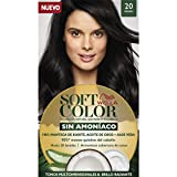 Soft Color Tinte No. 20, color Negro