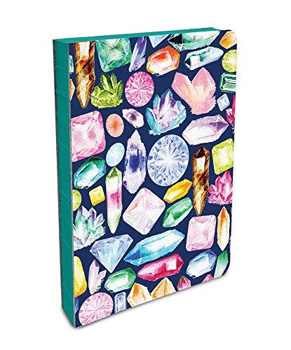 "Studio Oh! Medium Coptic-Bound ""Watercolor Gems"" Journal"