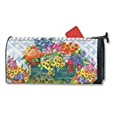 Studio M Mailbox Cover Oversized Flowers - Fresh Picked