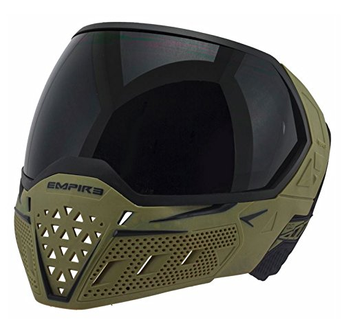 Mask Paintball Olive (Empire EVS Thermal Paintball Goggles - Olive/Black)