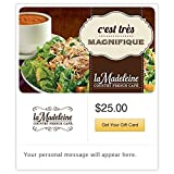 La Madeleine Country French Café Gift Cards - E-mail Delivery offers