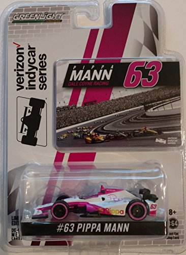 Greenlight 10779 2017 Pippa Mann Signature Edition Indycar