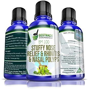 Amazon.com: HomyoXpert Nasal Polyp Homeopathic Medicine ...