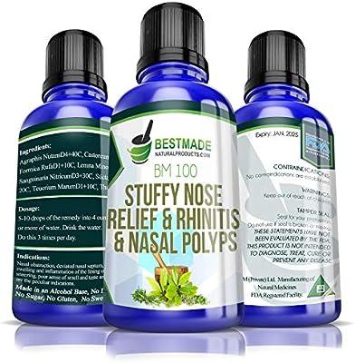 La mejor medicina para tratar la congestión nasal