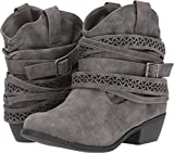 Not Rated Women's Sunami Boot, Grey, 8 M US