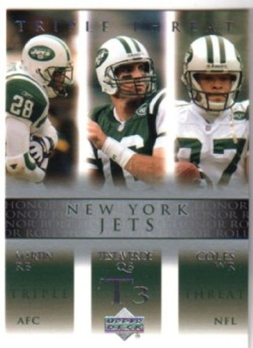 2002 Upper Deck Honor Roll #80 Curtis Martin NM-MT NY Jets