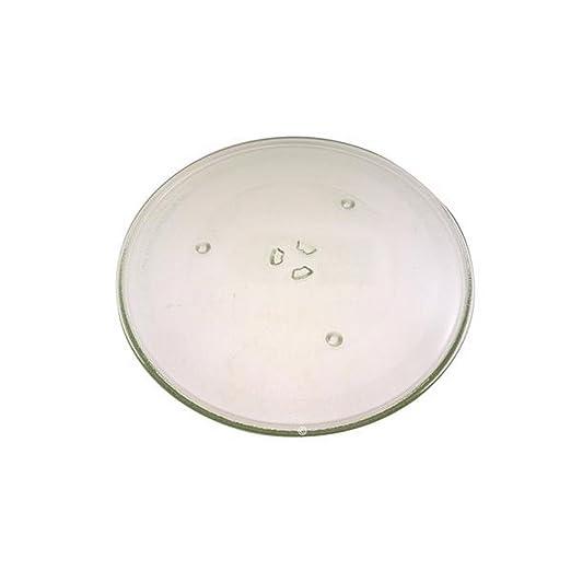 Plato giratorio de cristal 34 cm – horno microondas – Samsung ...