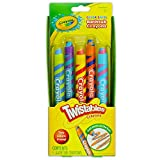 : Play Visions Color Swirl Bathtub Twistables Crayons 5-Count per Pack (1-Pack)