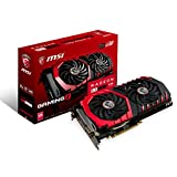 MSI GAMING RX 480 GDDR5 8GB CrossFire VR Ready FinFET DirectX 12 Graphics Card (Radeon RX 480 GAMING X 8G)