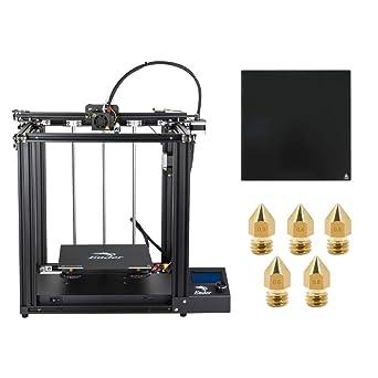 Amazon.com: Creality Ender 5 y Ender 5 Plus impresora 3D ...