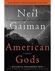 American Gods: The Tenth Anniversary Edition: A Novel (Deckle Cut Edges pages)