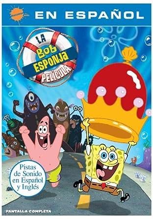 Amazon.com: The Spongebob Squarepants Movie (Spanish Version ...