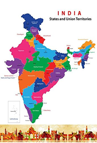India Map New New Map Of India | autobedrijfmaatje