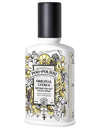 Poo pourri before you go toilet spray 8oz bottle pocket - Poo pourri before you go bathroom spray ...