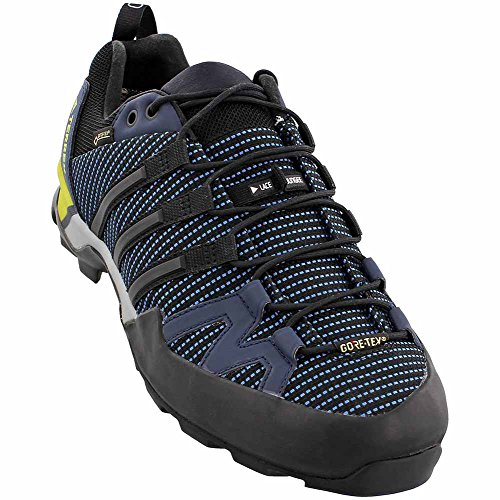 adidas Outdoor Herren Terrex Scope GTX Core Blau, Schwarz, Collegiate Navy