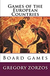Games Of The European Countries: Board Games (Greek Edition)