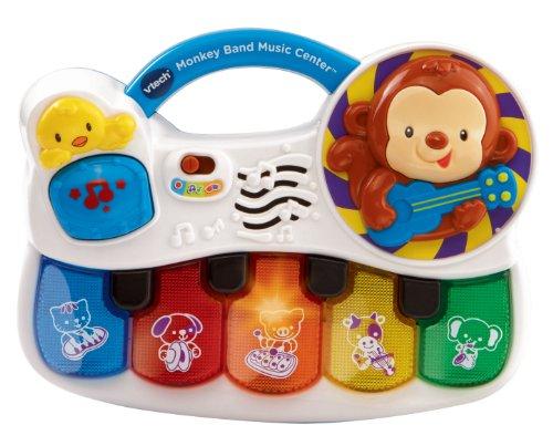Monkey Band - VTech Monkey Band Music Center