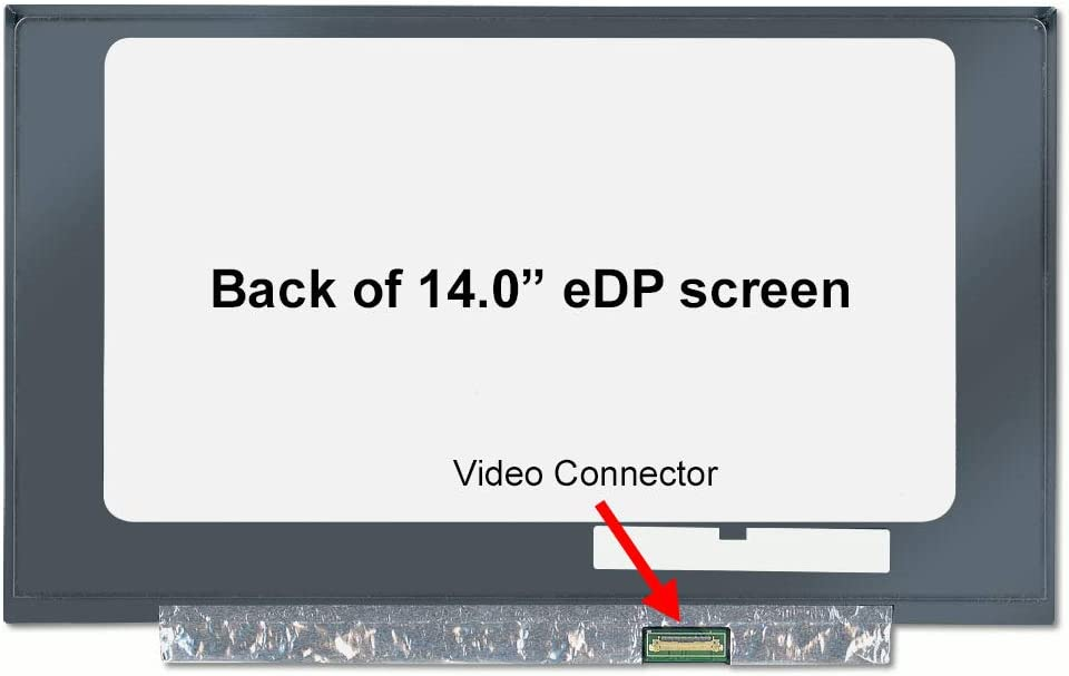 LCD LED Display with Tools D1 Glossy FHD 1920x1080 SP SCREENARAMA New Screen Replacement for LP140WFA IPS