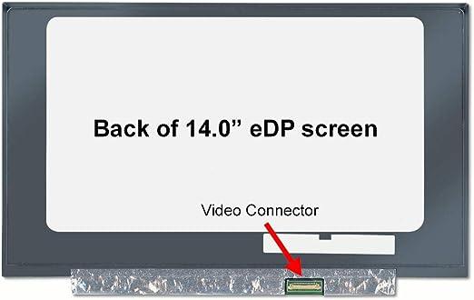 Analogic 14.0 LED HD RAZOR LAPTOP SCREEN Replacement For HP PAVILION 14-BK052NA